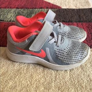 Nike Toddler size 9 sneakers